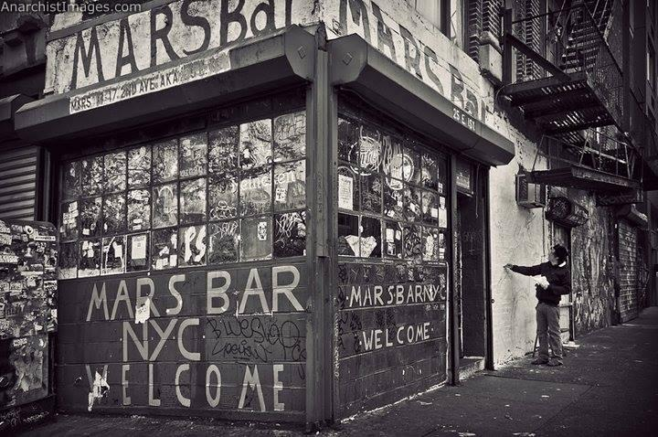 Shame this anarchist bar closed down a few years back, I never had the chance to go see