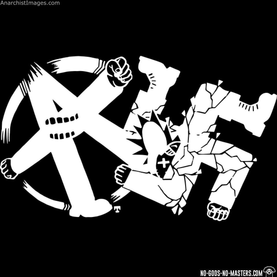 Anarchy against nazis