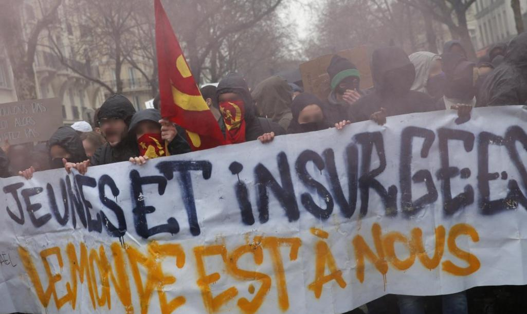 socialist activist blog