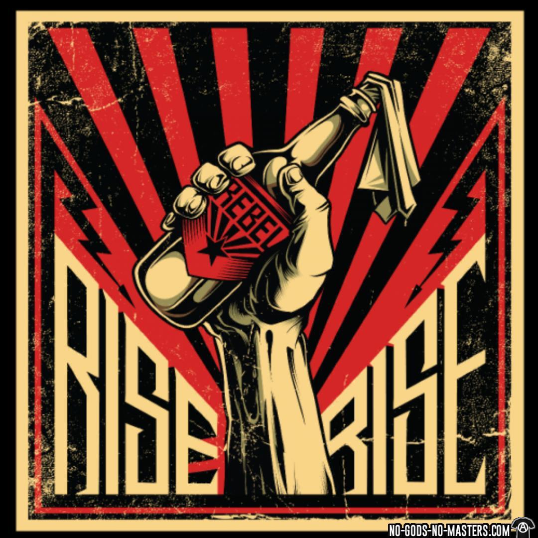 Rebel rise anarcho riot picture