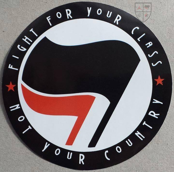 anti state anti fascist meme