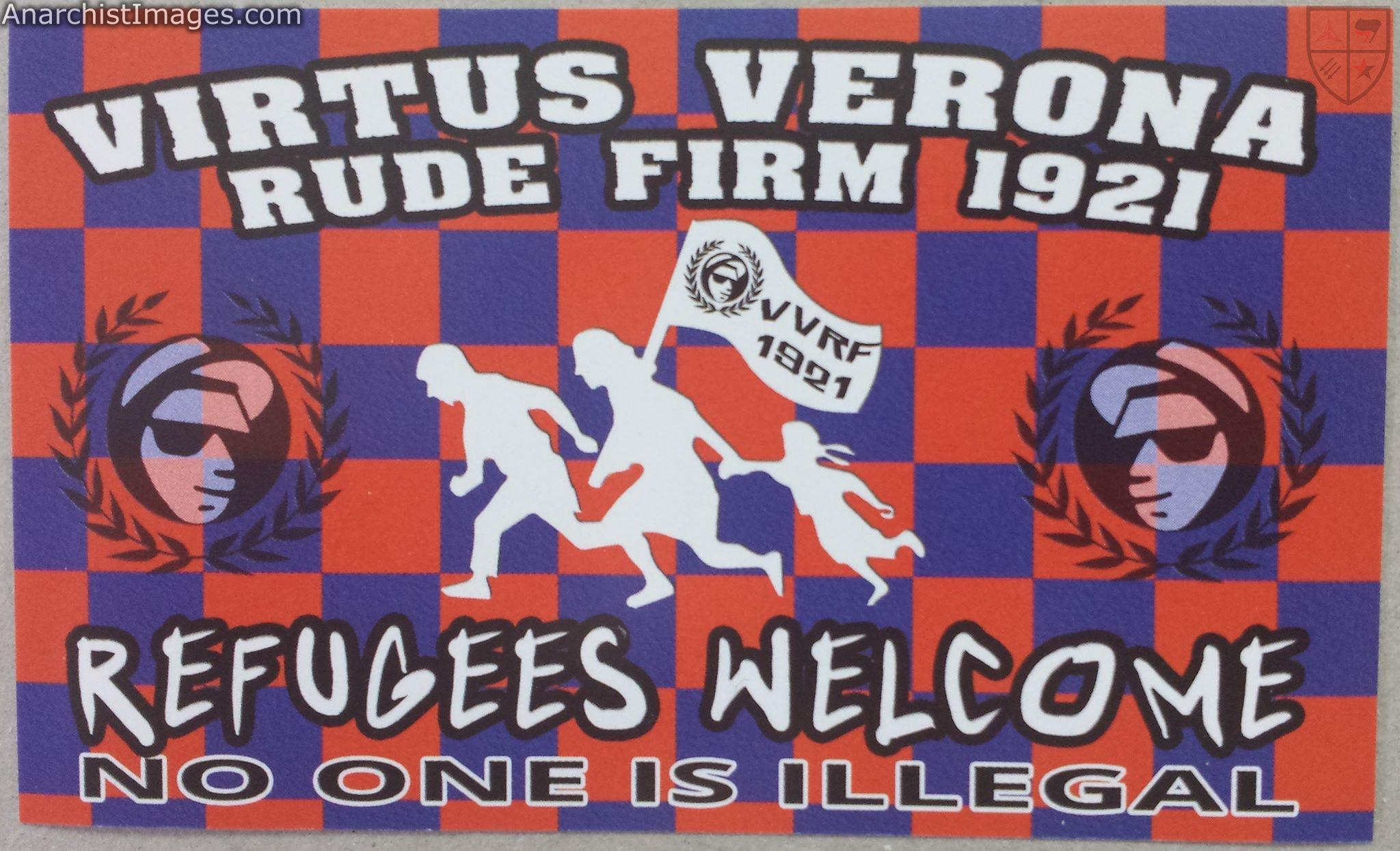 anti authority anti fascist social