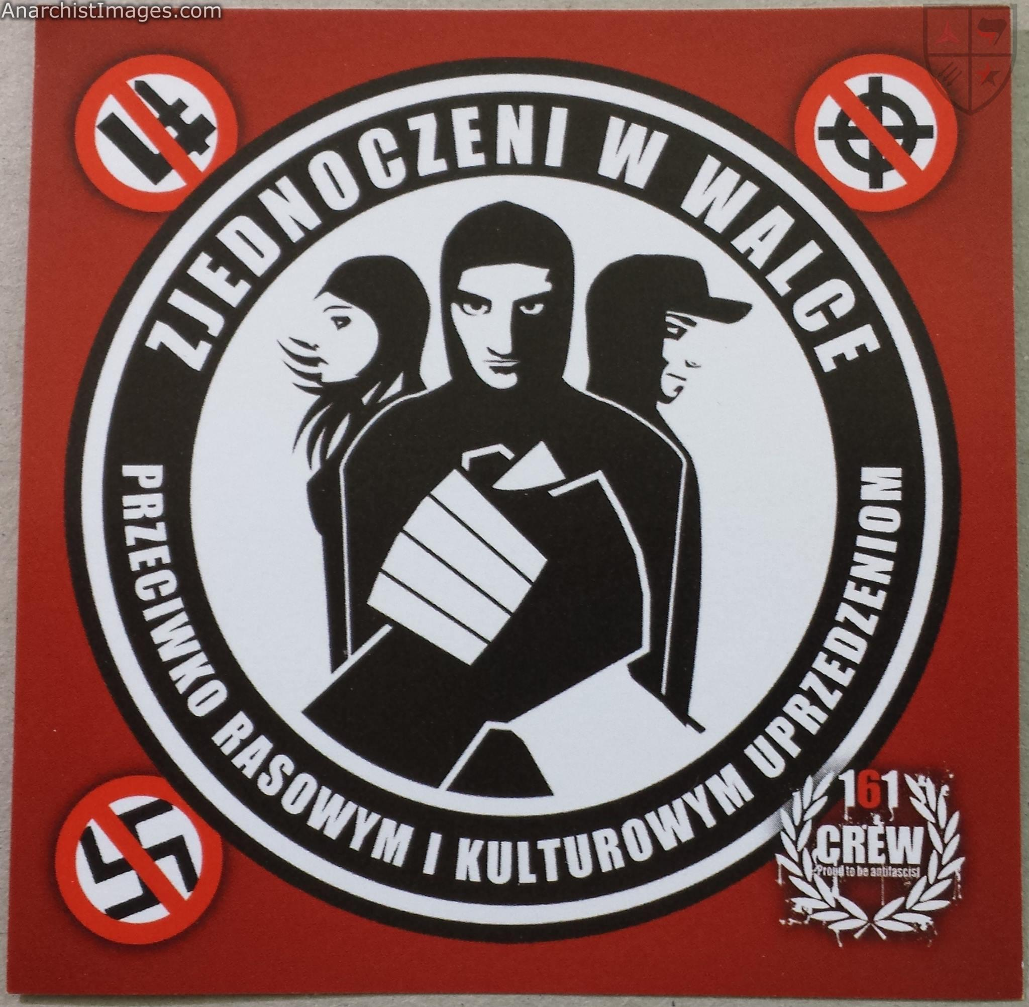 anti capitalist antifascist punk