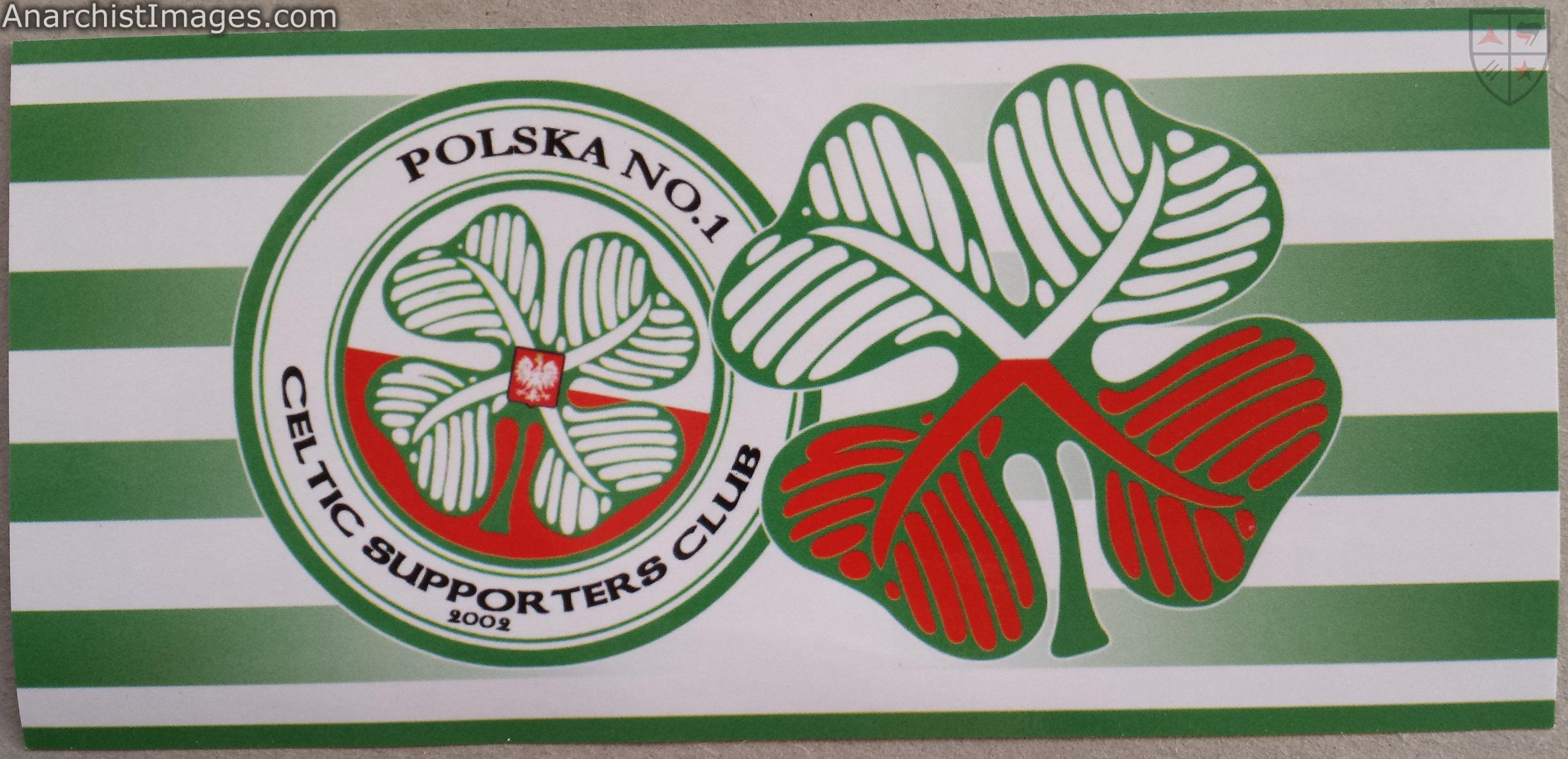 Polish Bhoys anti authority anti fascist art