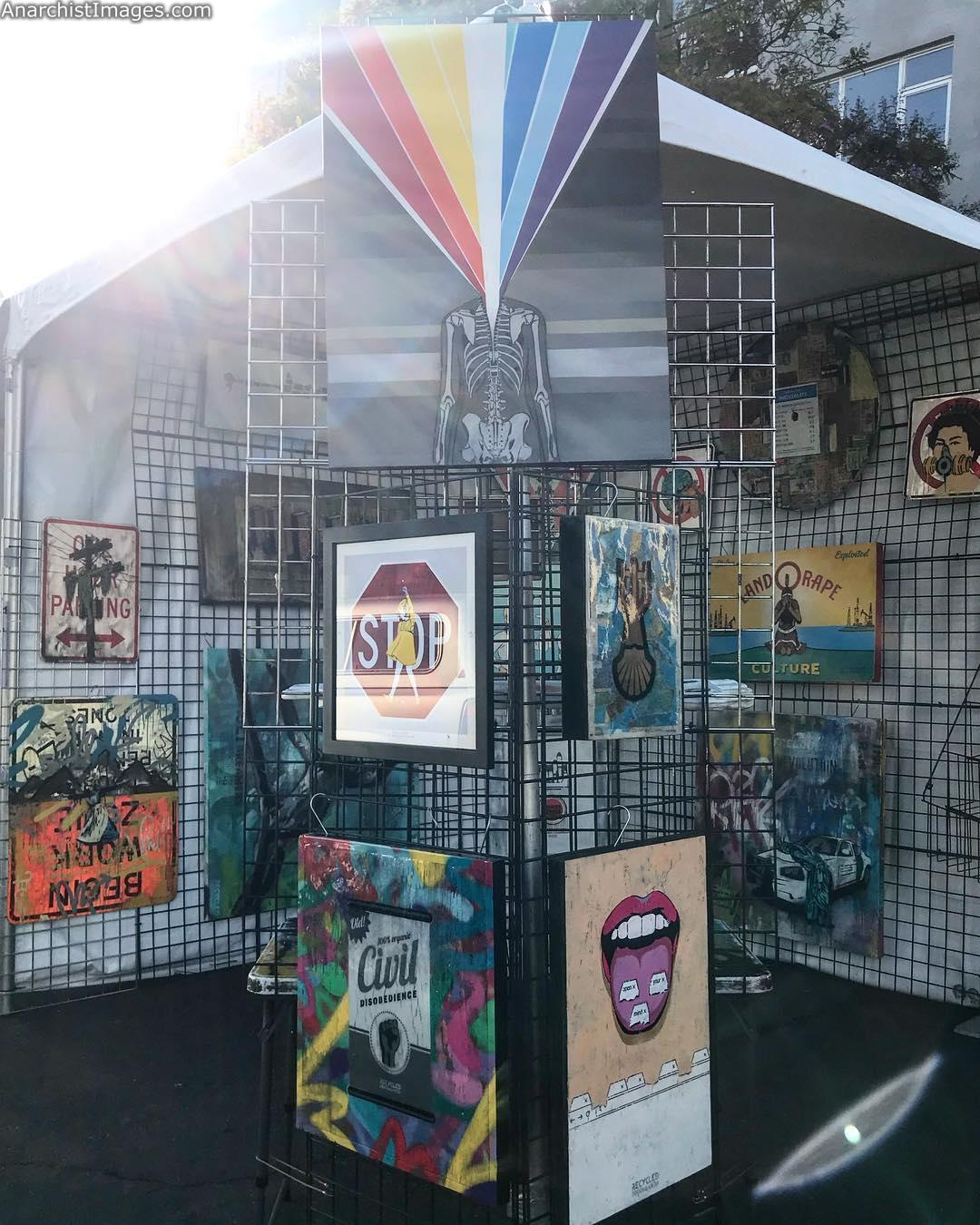 Mission Federal Artwalk Booth #651, Columbia & Fir, San Diego April 28-29