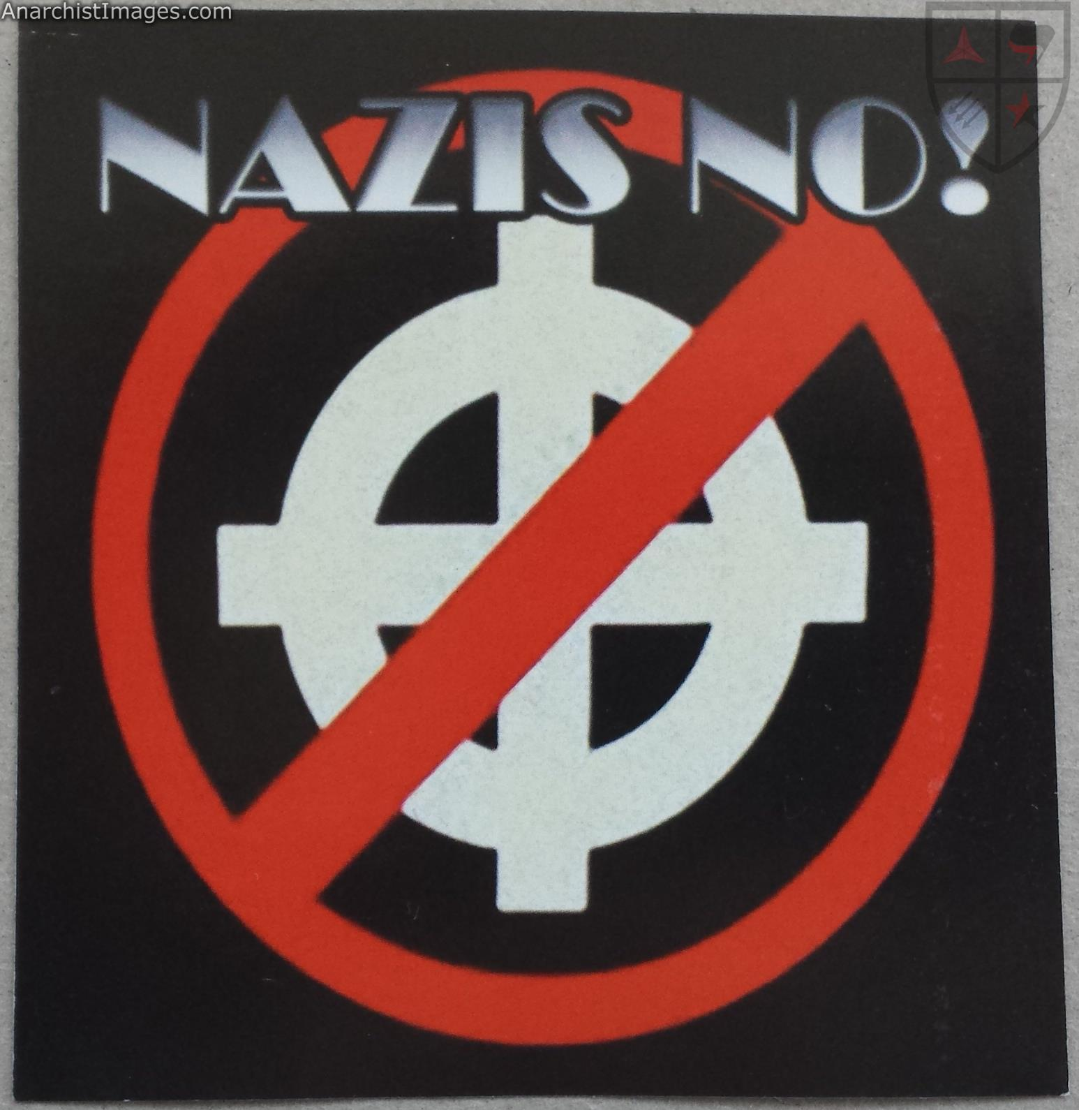 anarcho anti fascist photo