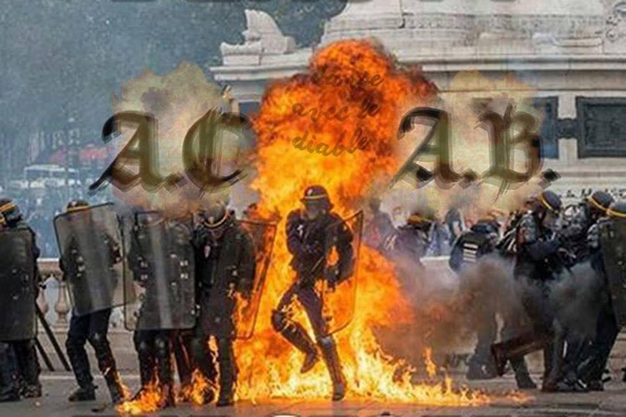 communism anti fascist photo