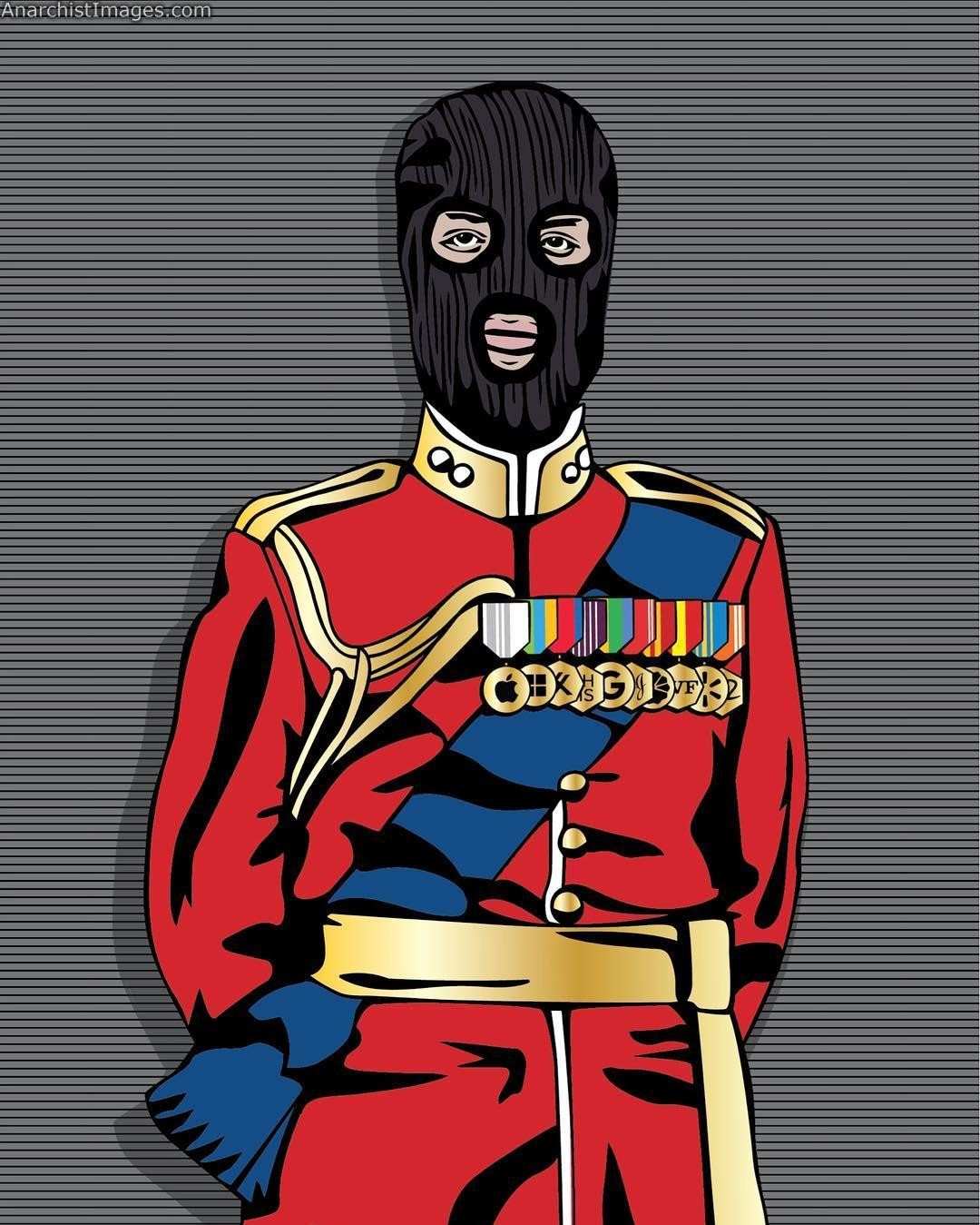 Corporate monarchy Digital illustration