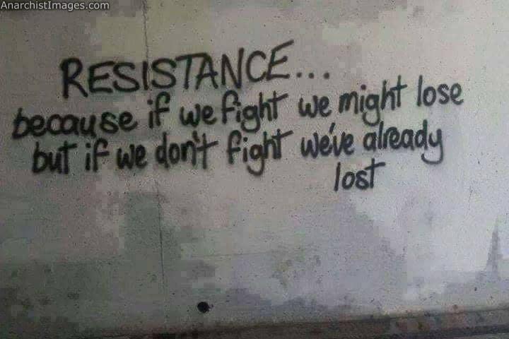 revolution antifascism image